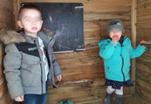 Dans notre cabane chez nounou a Villeneuve-Tolosane