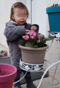 jardinage chez nounou en Haute Garonne
