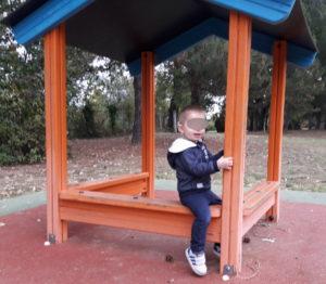 Parc a Villeneuve Tolosane
